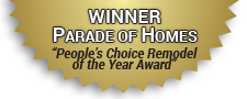 Winner parade of Homes